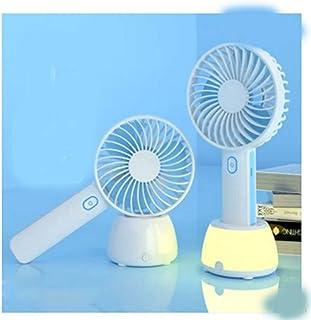 JULABO Durable Mini Ventilateur de Table USB Ventilateur de Bureau Portable Bureau Maison Accueil extérieur Ventilateur de...