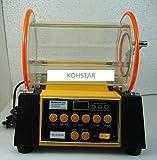 KOHSTAR Digital Rotary TUMBLER 7kg surface Polisher Finisher,Finishing Jewelry Polisher Finisher
