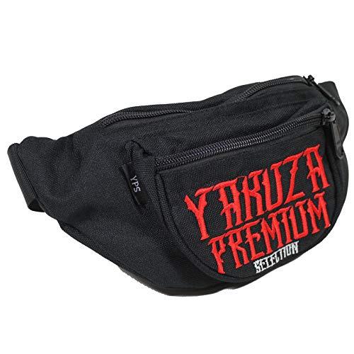 Yakuza Premium Gürteltasche 2770 Tasche schwarz Bag OneSize