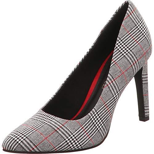 MARCO TOZZI 22436 Damen Schuhe Grau