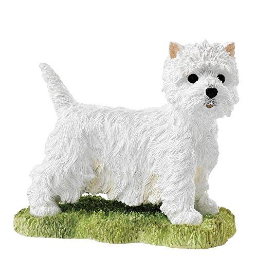 Border Fine Arts Dogs - Figura Decorativa de West Highland W