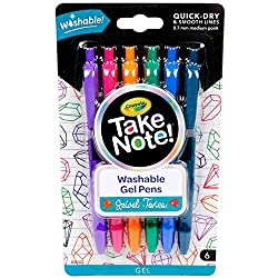 Crayola Washable Gel Pens