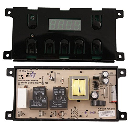 316455420 Range Oven Control Board Genuine Original Equipment Manufacturer (OEM) Part