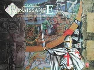 War Games - Assorted Avalon Hill Age of Renaissance