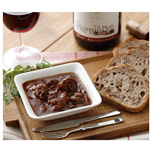 [ワインにぴったり]牛ほほ肉の赤ワイン煮込み(nakatoメゾンボワール) ×2個