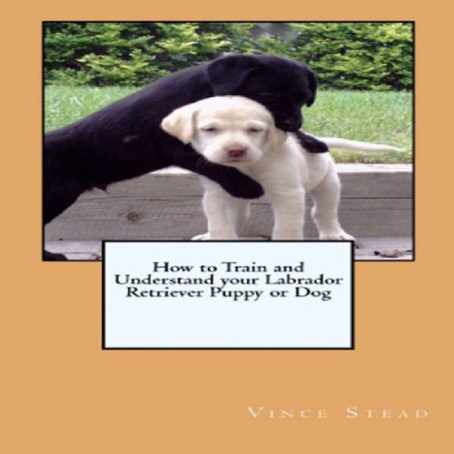 How to Train and Understand Your Labrador Retriever Puppy or Dog audiobook cover art