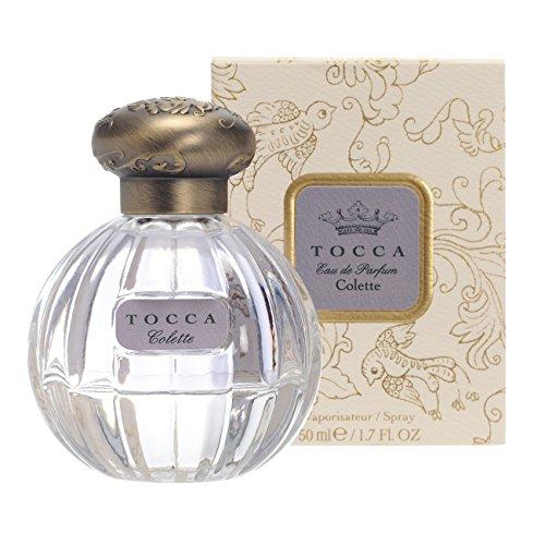 トッカ(TOCCA) オードパルファム コレットの香り 50ml(香水 ベルガモットとジュニパーが絡み合う甘くスパイ...