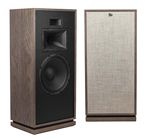 Find Bargain Klipsch Forte III Heritage Series Tower Speaker - Pair (Distressed White Oak)