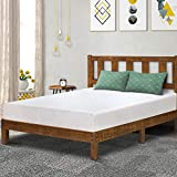 Olee Sleep 7 Inch I-Gel Deluxe Comfort Memory Foam Mattress,Queen,Beige,White, CertiPUR-US, Multi-layered foam, Supporting Body Weight,Comfort and Relieve pressure (07FM01Q)