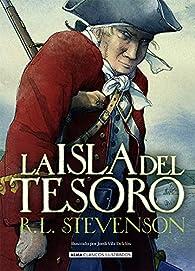 La isla del tesoro (Edición Ilustrada) par Robert Louis Stevenson