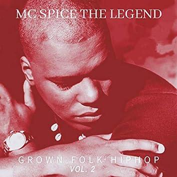 Grown Folk HipHop, Vol. 2