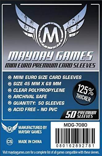 Comprar Mayday PREMIUM - Bustine MINI Euro 45x68mm (50)