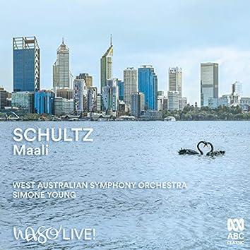 Andrew Schultz: Maali [WASO Live]