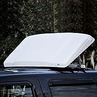 ICON エアロシールドウィンドディフレクター WD600シリーズ ホワイト 01508