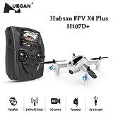 Hubsan H107D+ X4 FPV Quadcopter 5.8Ghz cámara 1080P (H107D+)
