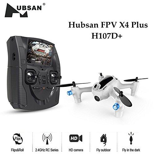 Hubsan H107D X4 Under 100 Drone