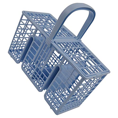 C00307254 Indesit - Cesta para cubiertos (45 cm), color azul