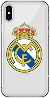 Mirage Cases Soccer Team Club Protective Thin Transparent Case Compatible with iPhone 7 Plus/iPhone 8 Plus (Style 26, for iPhone 7 Plus/iPhone 8 Plus)