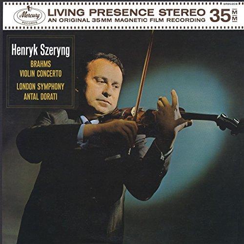 Brahms: Violin Concerto In D (2016)(Lp)