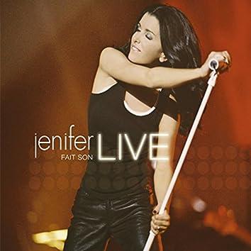 Jenifer fait son live (Live, Zénith de Paris / 2005)