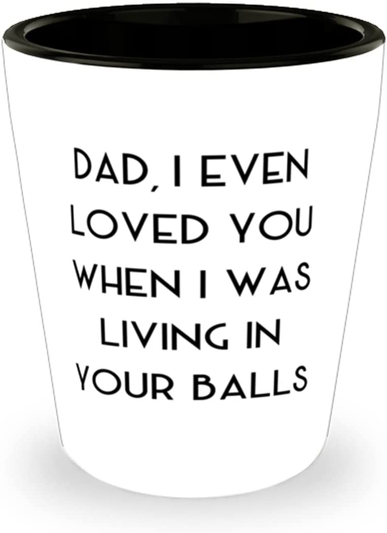 Unique Idea Father Dad I New Shipping Free Max 88% OFF Even Loved When In You Y Living Was