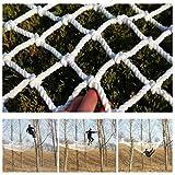 安全ネッティング、子供の保護ネッティング安全クライミング織ロープネットの子供ペット金庫室内手すり階段遊び場パティオバルコニー2メートル4メートル (Size : 3*10m(10ft*33ft))