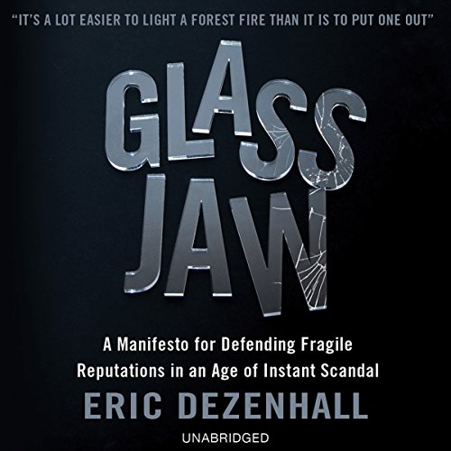 Glass Jaw audiobook cover art