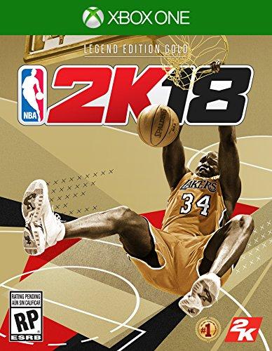Nba 2K18 Legend Gold Edition - Xbox One