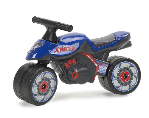 Falk 401 - Moto giocattolo Xrider, colore: Blu