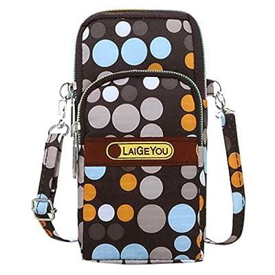 Amazon - Save 50%: Fashion Neutral Nylon Students Outdoor Sports Arm Bag Phone Bag Shou…