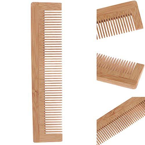 ADG 1pcs Brosse en Bois Peigne Bambou Vent Cheveux Brosses et Soins des Cheveux Soins des Cheveux Peigne en Gros