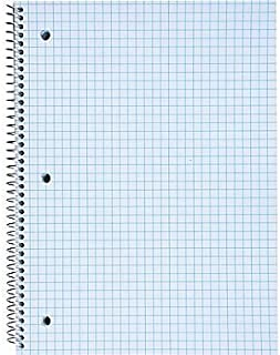 Staples Ruled Paper Graph Pad (11625M)