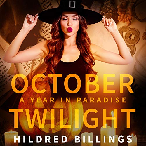 October Twilight Audiobook By Hildred Billings cover art