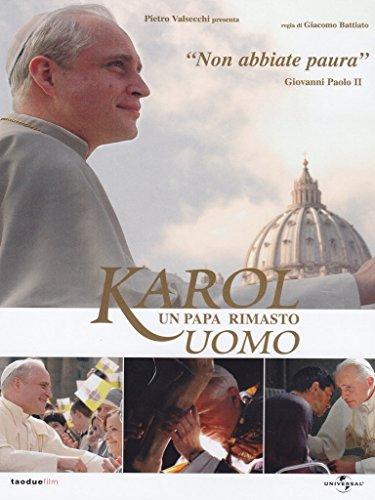 Locandina Karol - Un Papa rimasto uomo