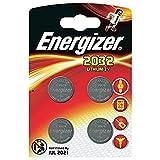 Energizer Battery CR2032 Lithium 4-pak, 235472