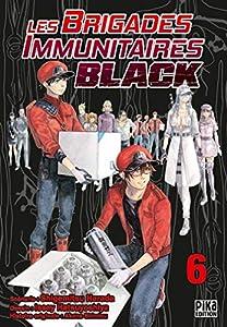Les Brigades Immunitaires Black Edition simple Tome 6