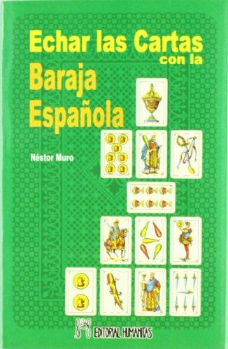 Echar Las Cartas Con Baraja Española