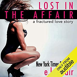 Lost in the Affair audiobook cover art