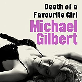 Death of a Favourite Girl  cover art
