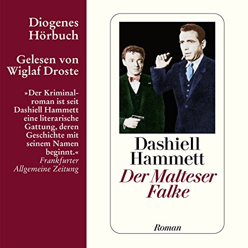 Der Malteser Falke Audiobook By Dashiell Hammett cover art