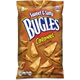 Bugles Sweet and Salty Caramel Snacks (Pack of 4)