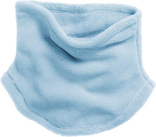 Schnizler Schlauchschal aus Fleece, softer Rundschal geeignet für kalte Tage, atmungsaktiv, Blau (Bleu 17), One Size
