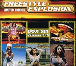 Best freestyle explosion cd Reviews