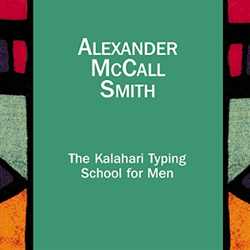 The Kalahari Typing School for Men cover art