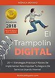 El Trampolín Digital: 20 + 1 Estrategias Prácticas Y Fáciles de Implementar Para Impulsar Tu Negocio De Servicios Usando Internet (Spanish Edition)