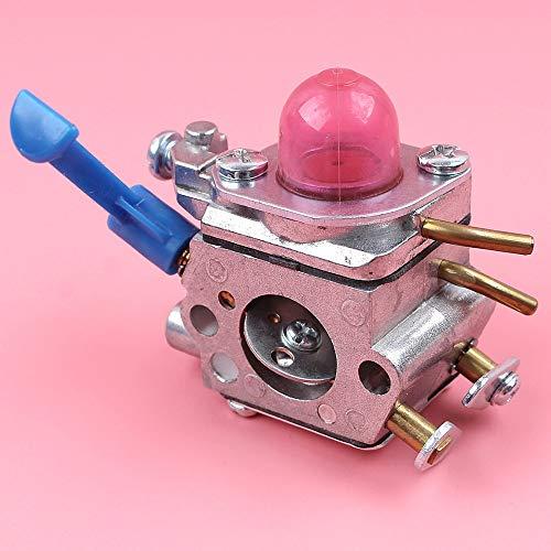 Tiempo MEIPA Carburador Carb for Husqvarna 125R 128C 128R 128CD 128LD Trimmer Edger desbrozadora Engine Parte 545 081 848 545 130 001