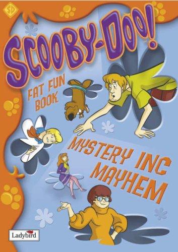 Scooby-Doo!: Fat Fun Book: Mystery Inc Mayhem