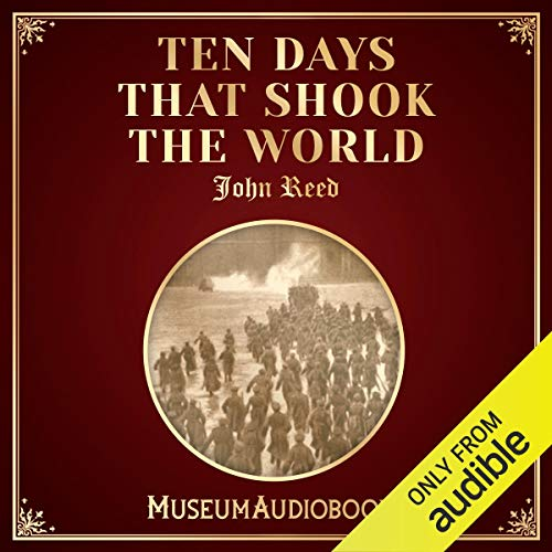 Ten Days That Shook the World audiobook cover art