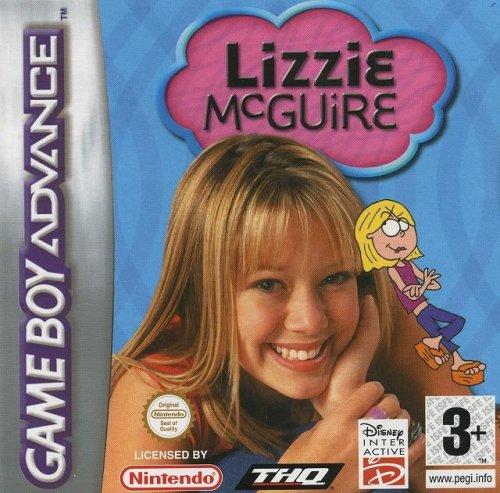 Lizzie McGuire (Game Boy Advance) [importación inglesa]