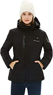 [2019 Upgrade Women's Heated Jacket with Battery Pack,...